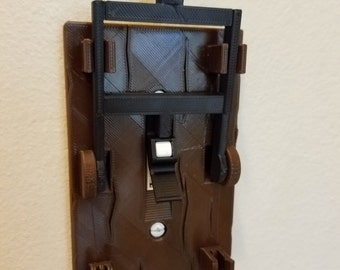Frankenstein Light Switch Plate/Halloween/Medieval/Mad Scientist,Lab