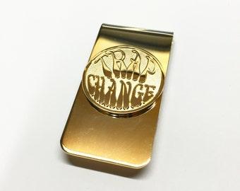 Trap Change Money Clip