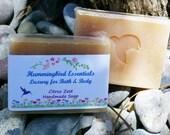 Citrus Zest Handmade Soap