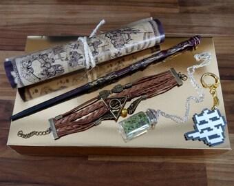 Harry potter box Pack spells
