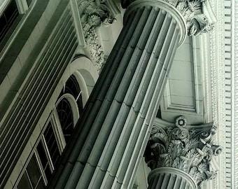 Building detail, San Francisco