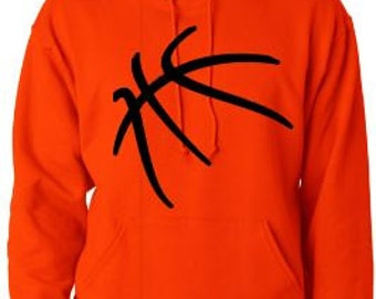 Basketball Hoodie All Sizes