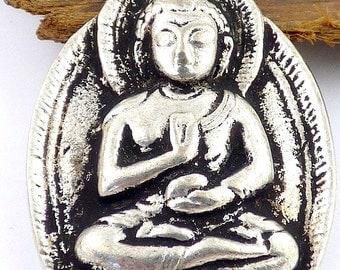 Jewelry Tibetan jewelry Sakyamuni Buddha Buddhist meditation wn7.2