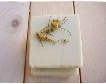 CAMEL MILK SOAP - Handmade Camel Milk Soap Bar with chamomile - Organic Soap - Natural Soap - Handmade soap - Camel milk - Camel milk soap