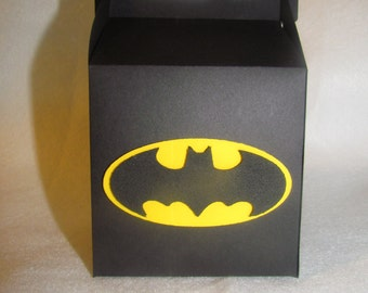 Batman Inspired Goodie Boxes