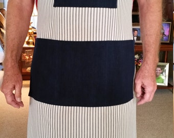 Personalized Grilling Apron, Fathers Day gift, BBQ Apron