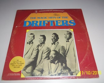 The Magic Hits of the Drifters