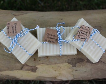 All Organic Lavender Rosemary Soap