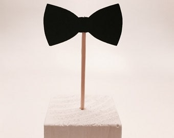 Bow Tie Toppers