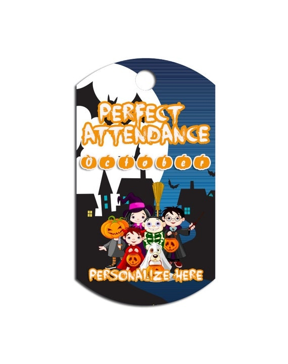 Attendance Awards Student Incentive Back to School