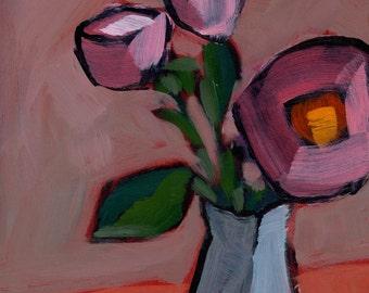Print:036 - Blue Vase