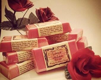Love Magic Spell Soap
