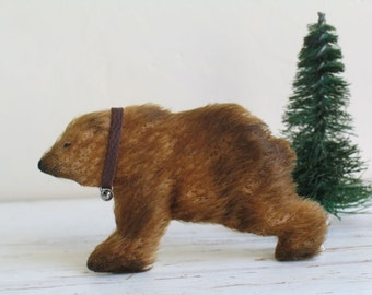 Grizzly Bear Brooch/Brown Bear Brooch