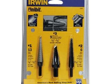 Irwin unibit 10502