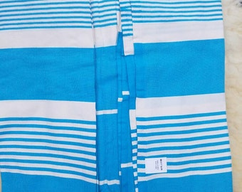 HandWoven 100% Natural Cotton Tablecloth or and Beach towel