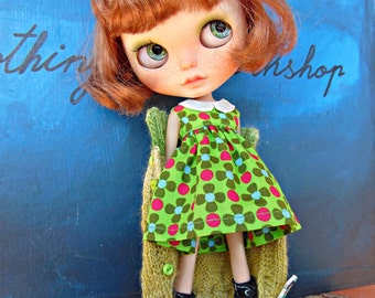 Blyhte Outfit (dress + coat)