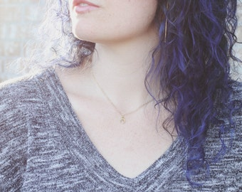 MADE TO ORDER | horseshoe necklace