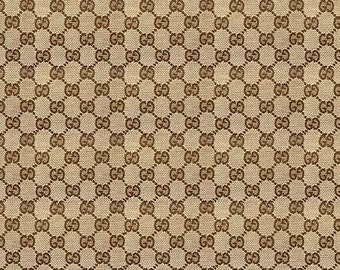 Designer Logo inspired frosting sheet/ sugar sheet- Gucci Logo Print Multiple sizes available