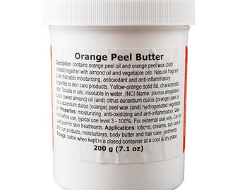Orange Peel Butter