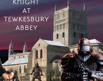 Tewkesbury Abbey Coasters Knight Medieval Festival Funny War of the Roses