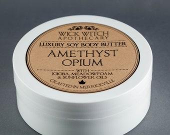 Amethyst Opium Body Butter