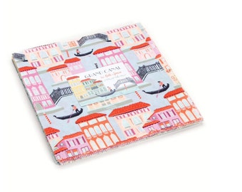 Grand Canal Layer Cake by Kate Spain for Moda