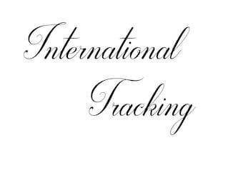 International Tracking