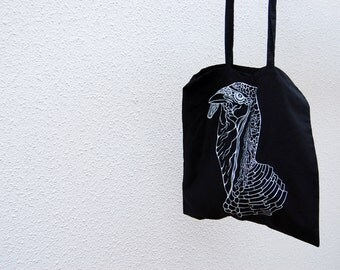Turkey // Cotton bag, screenprint