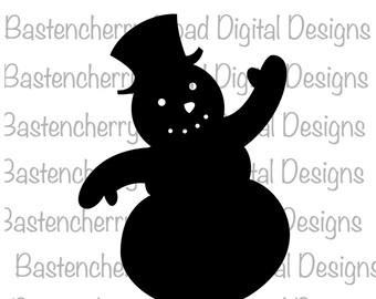 Christmas SVG, Snowman SVG, Cut File, svg, Cricut, Silhouette, Instant Download, svg Design, Vinyl, svg file, Merry Christmas, Winter svg