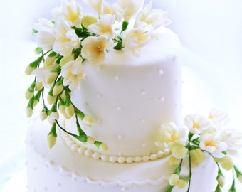 party supplies - wedding cake topper, cake accessories, flower cake toppers