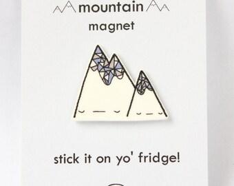 mountain magnet