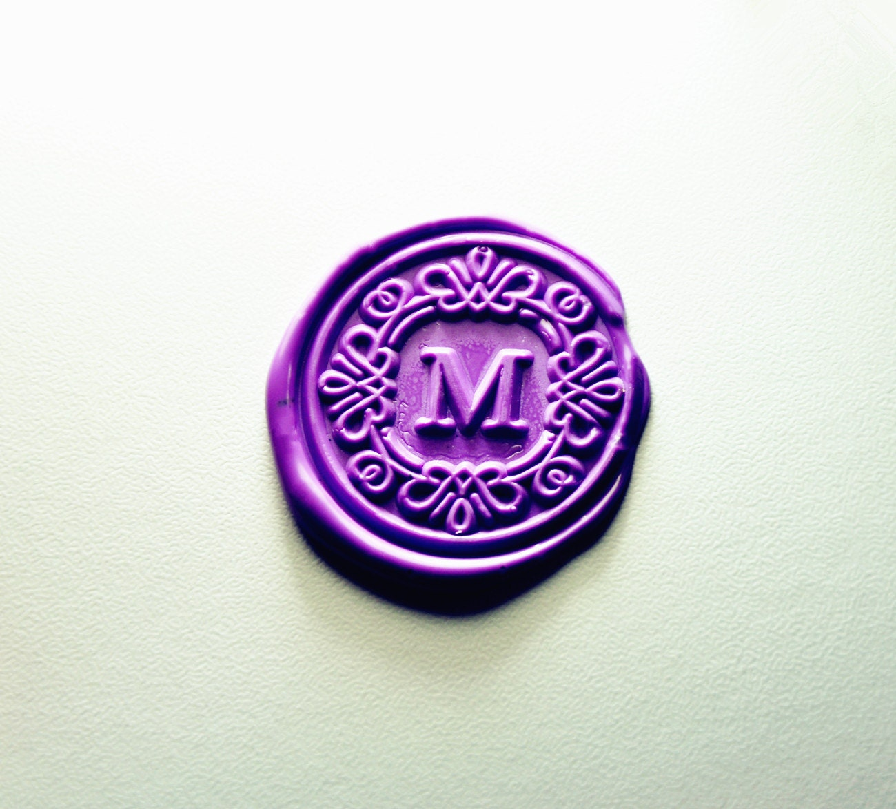 how to make a custom wax seal