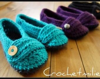 Women's slippers / Pantoufles pour femmes