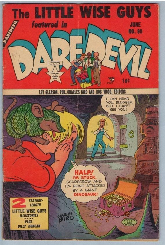 Daredevil Comics 99 Jun 1953 VG (4.0)