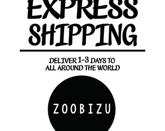 Express Shipping Fee (1-6 cases)