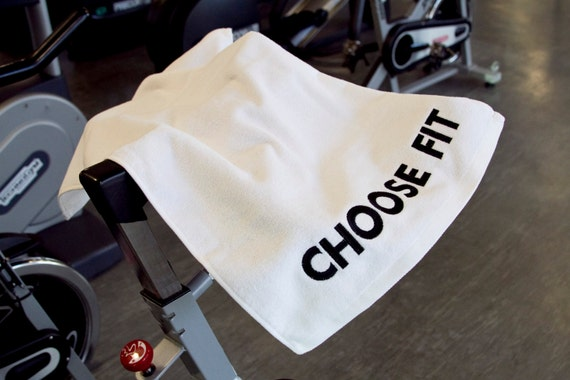 Inspirational Gym Towel