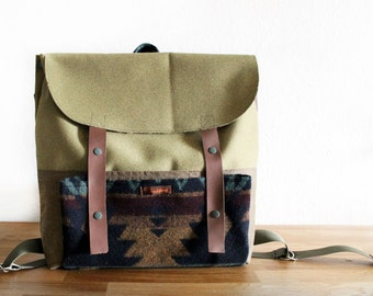"big backbag ""Schiller"", upcycled"