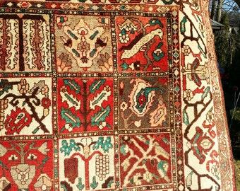 "66.5"" by 116.5"", Persian Baktiari Garden  (6' by 10')"