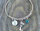 Cheerleading gift - Cheer Bracelet - Cheerleading gifts - Cheerleading -Cheerleader - Personalized - Cheerleader gift - Cheer coach