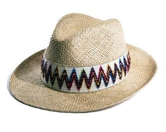 Panama Hat Straw & Trendy