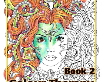 Colour it - grown up colouring book 2 by Ondine Summers