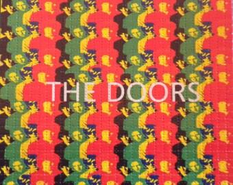 The Doors Blotter Art Print