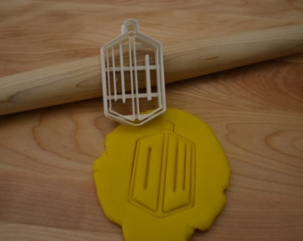 Doctor Who Tardis Cookie Cutter - Doctor Who Cookie Cutter