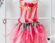 Fairy Dress | Fairy Costume | Princess Dress | Party Dress | Girls Dress - Little Princess Dress