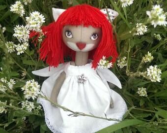 Textile toy Lila