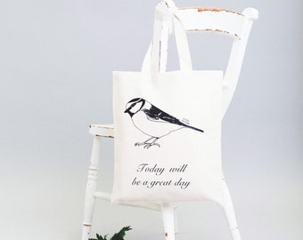 Today Will be a Great Day Tote Bag