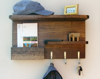 Mail Holder, Mail Holder Wall