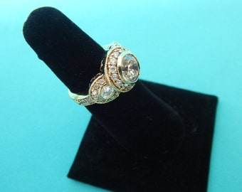 Vintage Sterling Silver Ladies Ring size 6 1/2