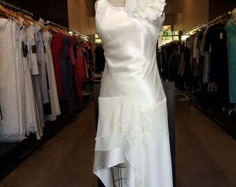 Valenzia dress; engagement dress, wedding dress, 1920's retro dress