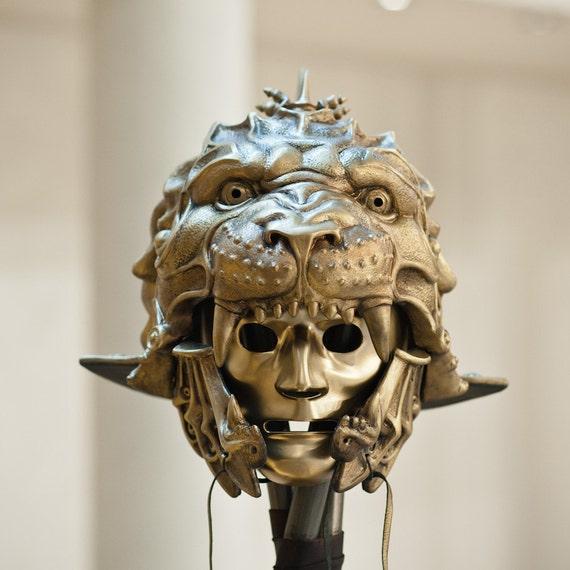 Mask Helmet Gladiator Helmet Predator Helmet By